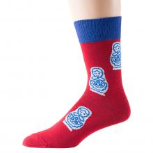 Носки unisex St. Friday Socks Matrioshka, Матрешка