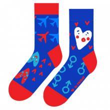 Носки unisex St. Friday Socks Февраль