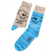 Носки unisex St. Friday Socks Не умирает только мертвые и панк