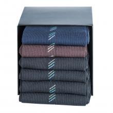 Комплект мужских носков из микромодала (6 пар) Grinston socks МИКС