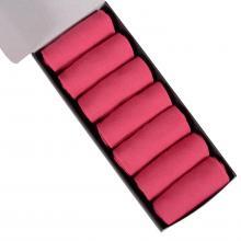 Набор из 7 пар мужских носков (НЕВА-Сокс) розовые