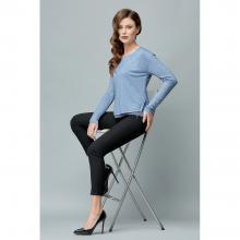 Блуза женская Blackspade Голубой меланж