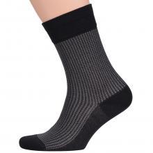 Мужские носки LORENZline ЧЕРНЫЕ