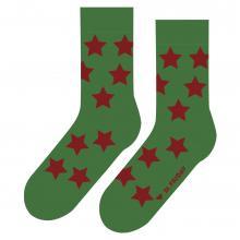 Носки unisex St. Friday Socks Звездец зеленый