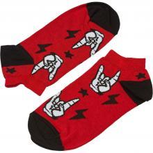 Укороченные носки unisex  St. Friday Socks Король тусовки