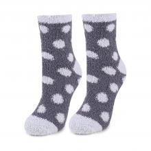 Женские махровые носки Marilyn ТЕМНО-СЕРЫЕ