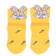Детские махровые носки LORENZline ЖЕЛТЫЕ