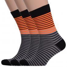 Комплект из 3 пар мужских носков Comfort (Palama) МУЛЬТИКОЛОР