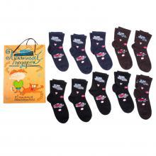 Набор из 10 пар детских носков LORENZ микс