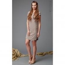 Платье женское Milliner кофейный