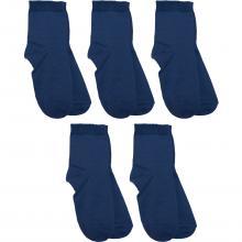 Комплект из 5 пар детских носков RuSocks (Орудьевский трикотаж) ДЖИНС
