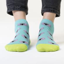 Короткие носки unisex St. Friday Socks Коала любит травку