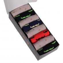 Набор из 8 пар мужских носков Classic (Palama) микс