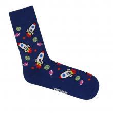 Носки unisex KingKit Rocket / РАКЕТЫ