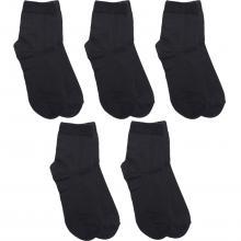 Комплект из 5 пар детских носков RuSocks (Орудьевский трикотаж) ГРАФИТОВЫЕ