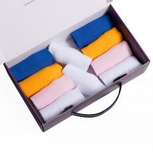 Набор из 10 пар женских укороченных носков VIRTUOSO микс
