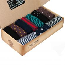 Набор из 10 пар  мужских носков СТАНДАРТ (Челны Текстиль) микс