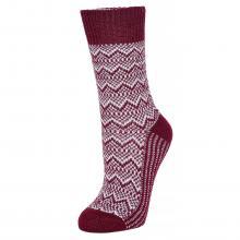 Женские шерстяные носки RuSocks БОРДОВЫЕ
