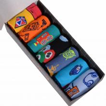 Набор из 7 пар мужских носков VIRTUOSO микс  СССР