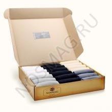 Набор носков «Бизнес» 20 пар с сургучной печатью, микс 1