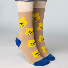 Носки unisex St. Friday Socks Лицо понедельника
