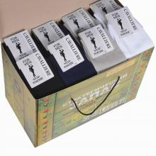 Набор из 80 пар мужских носков  Cavalliere  (RuSocks) микс