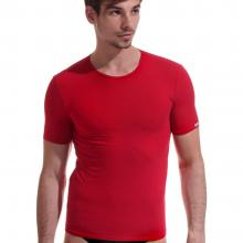 Мужская футболка Jolidon КРАСНАЯ