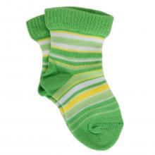 Детские носки LORENZline САЛАТОВЫЕ