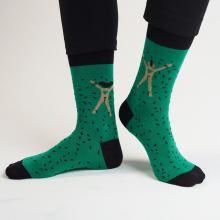 Носки unisex St. Friday Socks Случай на лужайке