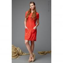 Платье женское Milliner коралловый