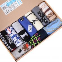 Набор из 10 пар мужских носков MoscowSocksClub №М42 микс  Игры