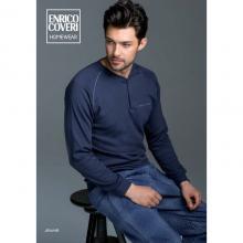 Пижама мужская ENRICO COVERI джинс