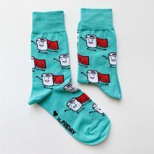 Носки unisex St. Friday Socks Спасатели Сралибу