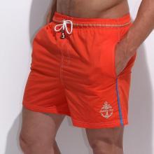 Мужские пляжные шорты Jolidon ОРАНЖЕВЫЕ