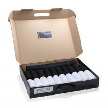 Набор из 20 пар мужских носков «Бизнес» (RuSocks) с мешком для стирки микс 32