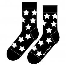 Носки unisex St. Friday Socks Звездец черный