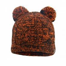 Детская водонепроницаемая шапка DexShell с бубонами DH572 оранжевый