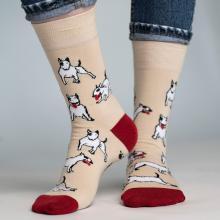 Носки unisex St. Friday Socks Хулиганский бультерьер