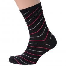 Мужские носки АЛСУ ПУТИ В БЕСКОНЕЧНОСТЬ, черные