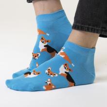 Короткие носки unisex St. Friday Socks Немного корги