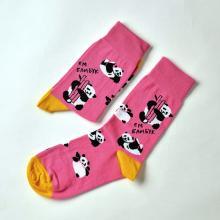 Носки unisex St. Friday Socks Панда любит есть бамбук