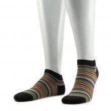 Мужские носки из мерсеризованного хлопка Sergio di Calze ЧЕРНЫЕ