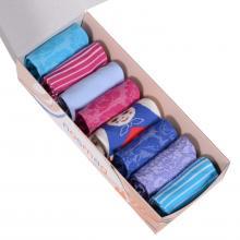 Набор из 8 пар женских носков от фабрики VIRTUOSO микс