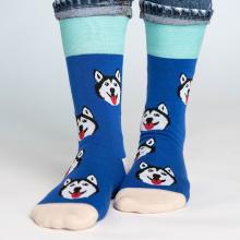 Носки unisex St. Friday Socks Хаски не носят маски