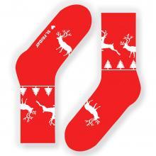 Носки unisex St. Friday Socks Экипаж Санта-Клауса