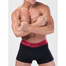 Мужские трусы-боксеры Opium ЧЕРНЫЕ