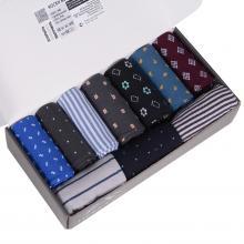 Набор из 10 пар мужских хлопковых носков Flappers Peppers микс