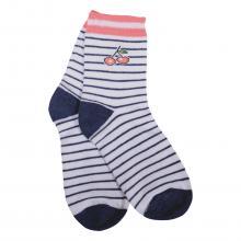 Детские носки RuSocks БЕЛО-СИНИЕ, рис.04