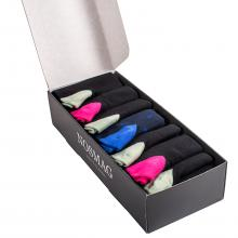 Набор из 7 пар мужских носков «Бизнес» (Гранд Сокс) микс 5