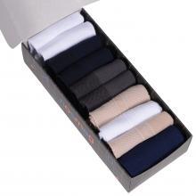 Набор из 10 пар мужских носков и подследников от фабрики VIRTUOSO микс